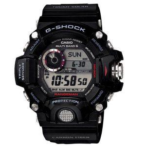 Đồng hồ nam Casio G-Shock Rangeman Multi-Band 6 Atomic Timekeeping Digital Dial GW9400-1
