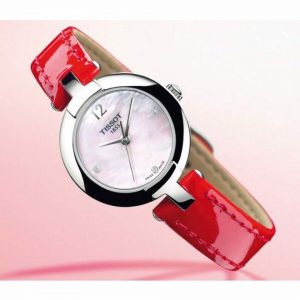 Đồng hồ nữ Tissot T-Trend Pinky Mother of Pearl T0842101611600.