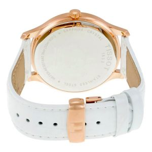 Đồng hồ  nữ Tissot Tradition Mother of Pearl Dial T063.610.36.116.01