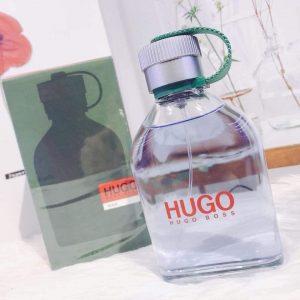 Nước hoa nam Hugo Boss Man Eau de toilette 125ml