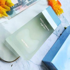 Nước hoa nữ D&G Light blue Eau De Toilette 100ml