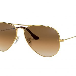 Kinh mát Ray-Ban Aviator 58mm Light Brown Gradient RB3025 001/51 58-14