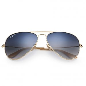Kính mát Ray-Ban Aviator Polarized Blue / Grey Gradient RB3025 001/78 58-14