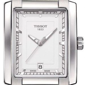 Đồng hồ đeo tay nữ Tissot T-Trend TXL White Dial T0613101603100