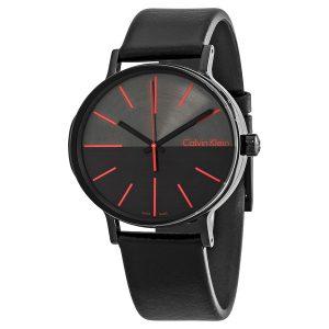 Đồng hồ Ck nam Boost Black Dial K7Y214CY