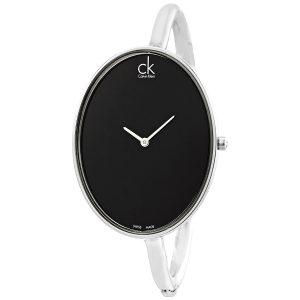 Đồng hồ nữ mặt số màu đen Calvin Klein Sartoria K3D2M111