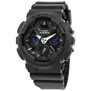 Đồng hồ nam Casio G-Shock Black Dial GMA-S120MF-1ACR