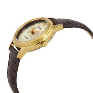 Đồng hồ đeo tay nữ Citizen Corso Silver FE1082-05A