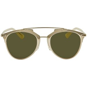 Kính Dior nữ Reflected Green Gradient Aviator DIORREFLECTED TUP / 1E 52