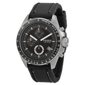 Đồng hồ nam Fossil Dexter Black Dial Chronograph CH2573IE