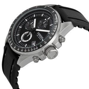 Đồng hồ nam Fossil Dexter Black Dial Chronograph CH2573IE