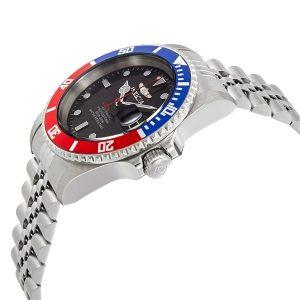 Đồng hồ nam Invicta Pro Diver Automatic Pepsi Bezel Black Dial 29176.
