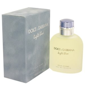 Nước hoa nam D&G Light Blue Eau De Toilette 125ml