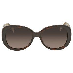 Mắt kính nữ Marc Jacobs Brown Gradient Square MARC 261 / S 0DXH LA 56.