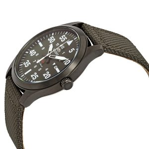 Đồng hồ Orient Nam Flight Green Dial Green Canvas FUNG2004F
