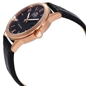 Đồng hồ Orient nam Howard Automatic Black Dial FAC05005B0