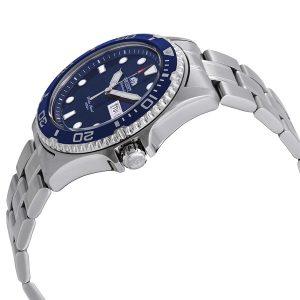 Đồng hồ nam mặt số tự động màu xanh dương Orient Ray Ray II FAA02005D9