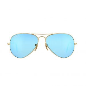 Kính mát Ray-Ban Aviator Blue Flash Lens RB3025 112/4L 58-14