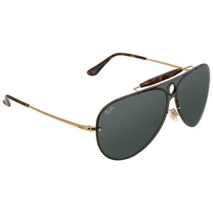 Kính mát Ray-Ban Blaze Shooter Green Classic RB3581N 001/71 32