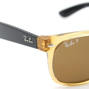 Mắt kính Ray-Ban New Wayfarer Polarized Brown RB2132 945/57 55-18