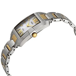 Đồng hồ đeo tay nữ Seiko Core Solar White Dial SUP379