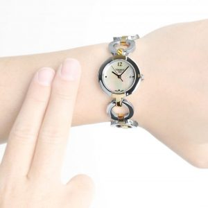 Đồng hồ nữ Tissot T-Lady Trend Pinky Mother of Pearl Dial T0842102211700