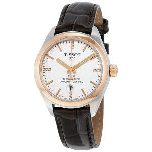 Đồng hồ Tissot nữ PR 100 COSC Silver Dial T101.251.26.036.00
