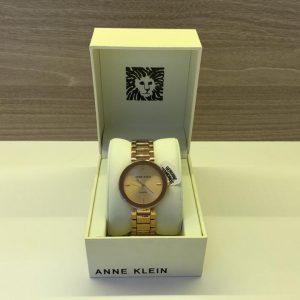 Đồng hồ nữ Anne Klein Rose Dial Rose Gold 1362RGRG