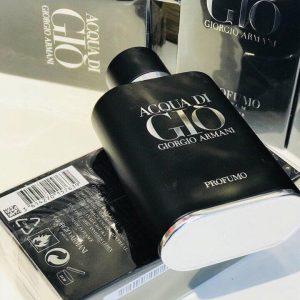 Nước hoa Armani Acqua Di Gio Profumo EDP 75ml (Giò Đen)
