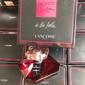 Nước hoa nữ Lancome La Nuit Tresor A La Folie LDP 75ml
