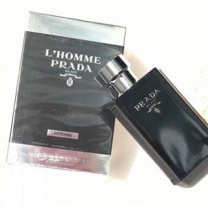 Nước hoa nam Prada L Homme Intense EDP 100ml