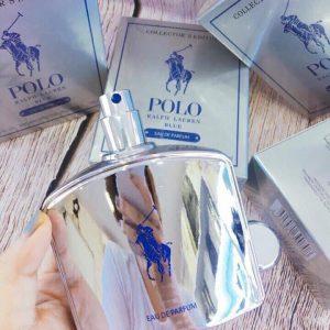 Nước hoa nam Ralph Lauren Polo Blue Collector's Edition EDP 125ml