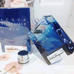 Nước hoa nam Salvatory Acqua Essenziale Blu Pour Homme EDT 100ml
