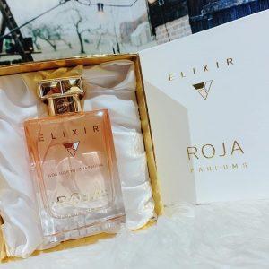 Nước hoa nữ Roja Elixir Pour Femme Essence De Parfum 100ml