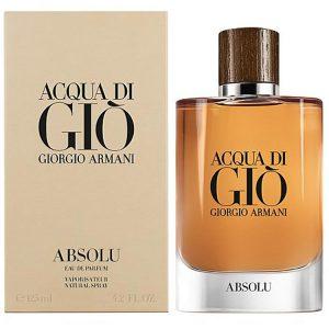 Nước hoa Armani Acqua Di Gio Absolu EDP 75ml