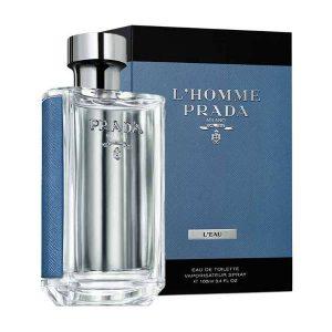 Nước hoa nữ Prada L Homme Leau EDT 100ml