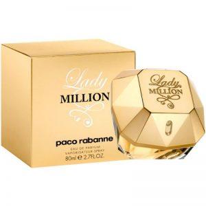 Nước hoa nữ Paco Rabanne Lady Million EDP 80ml